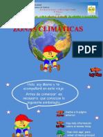 ppt ZONAS CLIMÁTICAS