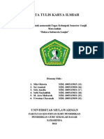 Cover Tata Tulis Karya Ilmiah