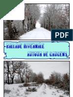 Ballade Hivernale 2012