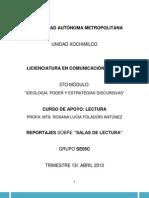 Reportajes Salas de Lectura SE05C Roxana Foladori