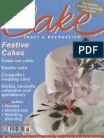 Cake Craft & Decoration January 2009