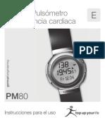 Beurer PM80