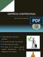 Empresa Unipersonal