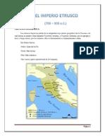 Imperio Etruzco y Bizantino