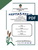 KK 13. Lawatan Taman Rama-Rama