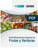 Perfil de Consumo de Frutas y Verduras Final Marzo Corregido