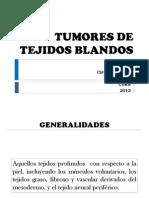 TUMORES TEJIDOS BLANDOS