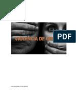 Violencia de Genero Nathaly Galindez