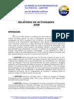 Relatório de Actividades ASPP - 2008