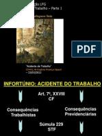 Acidente Do Trabalho - Part 01
