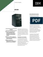 Servidor IBM X3200