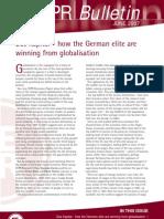 CEPR 2007 June Bulletin