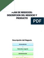 1. Negocio-Producto