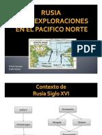 Unidad 1 Rusia y sus exploraciones en el Pacífico norte - Érika Gallo Muñoz