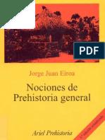 Fjz3 Nociones de Prehistoria General UNED