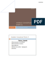 MDADOS-02 Modelo Conceitual - Parte 2 - 20120606 (Ppt 2x1)