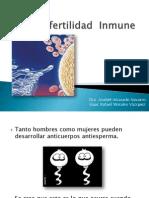 Infertilidad  Inmune