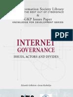 Internet Governance Booklet