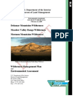 Document BLM Ely Delamar MValley Mormon WMP