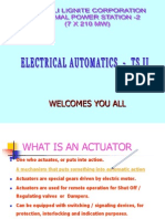 Power Point Presentation of Automatics Division