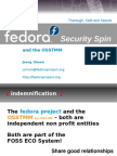 Fedora Osstmm Secspinv2