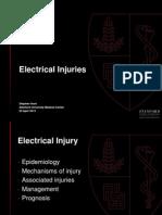 24364309 Electrical Injuries