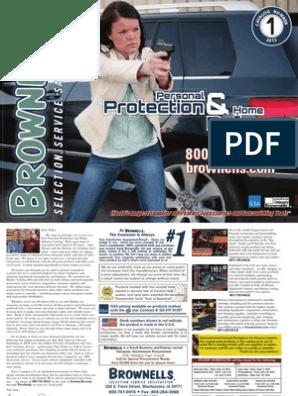 Brownells PSS Catalog | Ammunition | Projectiles