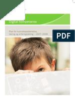 Digital Kompetanse Plan 0708