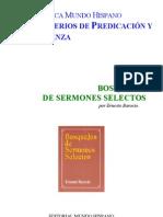 Bmh_014 Bosquejos de Sermones Selectos
