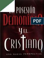 c. Fred Dickason La Posesion Demoniaca y El Cristiano x Eltropical
