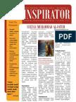 INSPIRATOR 24 April 13 - Muhammad Al-Fateh