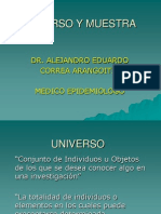 13.-Universo y Muestra