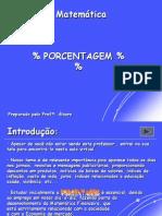 Porcentagem