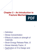 Chapter 2 - General Fracture Mechanics