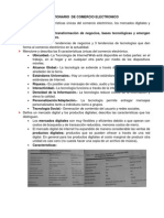 Cuestionario de Comercio Electronico