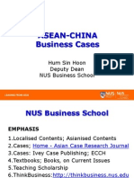 Asean-china Biz Cases