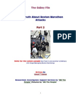 The Truth About Boston Marathon Attacks - Part 2