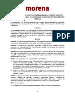 Convocatoria Asamblea La Paz 230513
