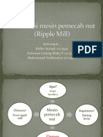 Presentasi Riple Mill