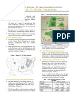 Oil Shale Resource Fact Sheet