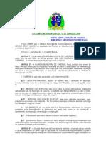 GUARDA CIVIL DE CAIEIRAS - LEI COMPLEMENTAR Nº 2964
