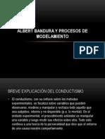 Albert Bandura y Procesos de Modelamiento.pptx