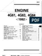 3G63 Turbo