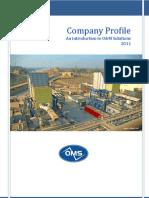 O&M Solutions Pvt Ltd