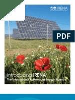 IRENA Brochure 2012