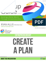 The Startup Guide - Create a Business Plan