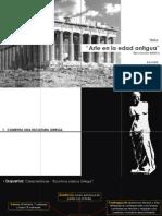 Analisis - Arte en La Edad Antigua / CCV