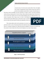 cross layer design to achieve QOS
