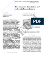 7.IJAEBM Vol No 2 Issue No 1 Fast Food Outlets Consumer Expectations and Perception From Kelantan,Malaysia 073 076