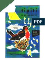 Langue Française Lecture Courante CE1 CE2 Tipiti le rouge gorge  1963